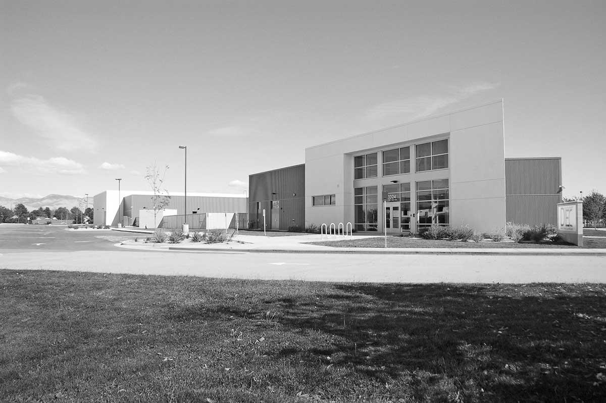 Dennis Technical Education Center Career Tech Building